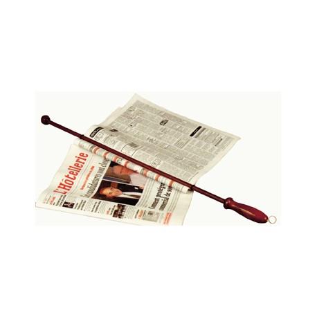 """Baguette à journaux foncé"""""""