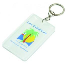 Porte-clés altuglass personnalisé