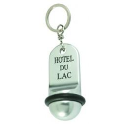 Porte-clés aluminium petit modèle